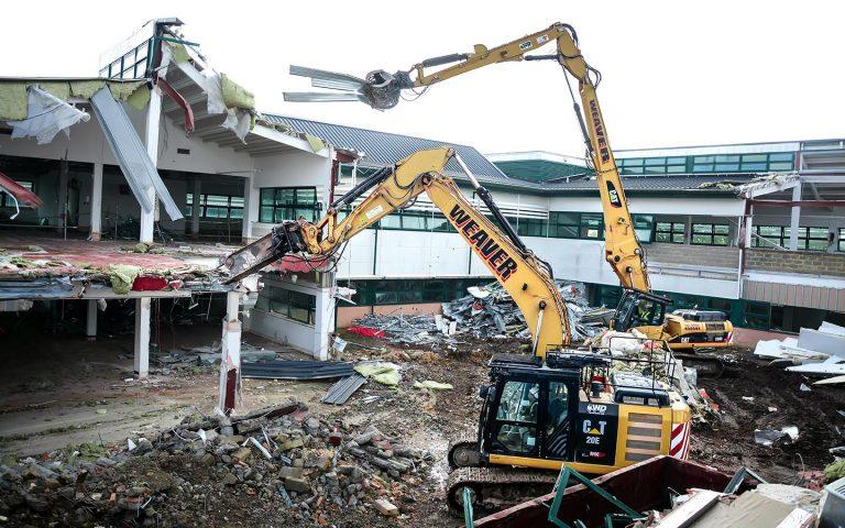 why we excel at demolitiondemolition